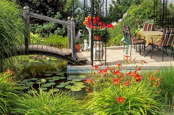 Gartengestaltung & Landtechnik