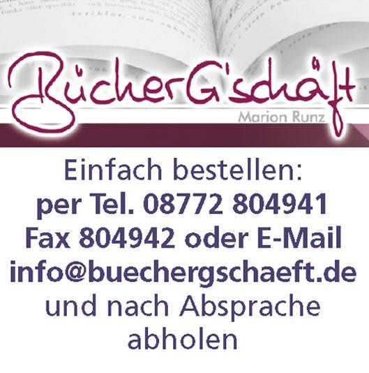 Büchergschäft